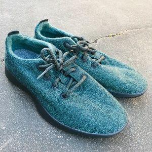 New Allbirds shoes